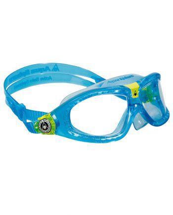 Óculos Seal Kids 2 Azul -Lente Transparente