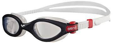 Oculos Arena Imax 3 Preto/Vermelho Lente Transparente
