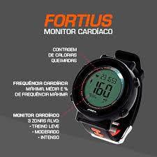 Relogio Monitor Cardiaco