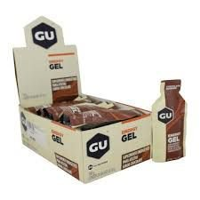 Caixa Gel Carboidrato Gu Chocolate