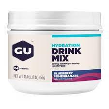 Drink Gu Energy Hidroeletrolitico Blueberry E Roma -840G