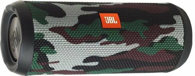 Caixa Jbl Flip 4 Camuflada Edição ilimitada - Atrito Zero 6dce8e57907