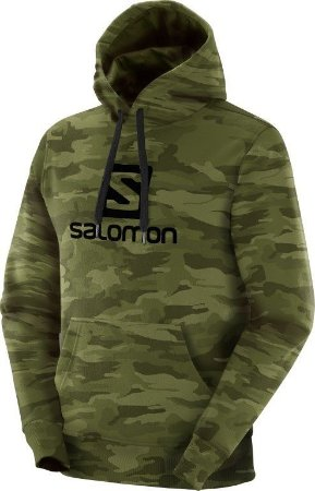 Bluza Logo Graphic Hoodie Salomon