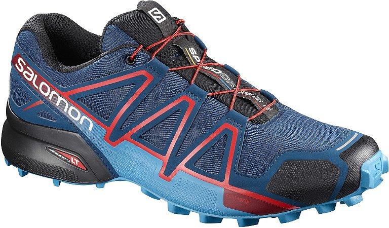 Tenis Speedcross 4 Masc Mr/Vm