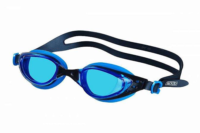Oculos Speedo Wynn Azul Lente Azul