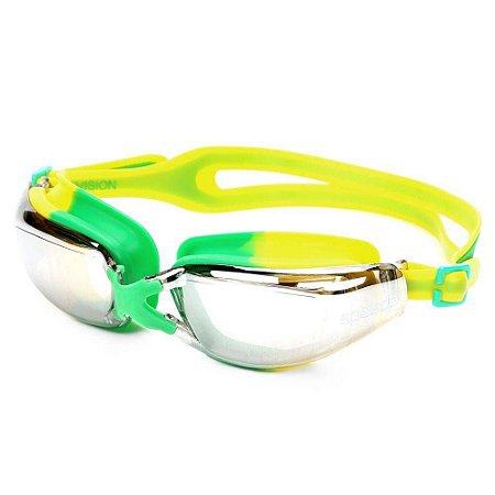 Oculos Speedo X Vision Amarelo Cristal