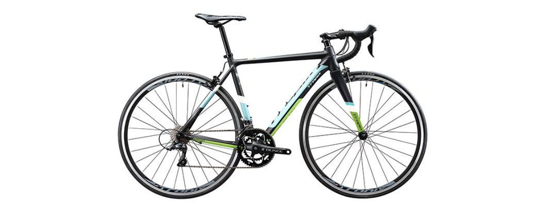Bicicleta Tropix Madri C Preta Verde