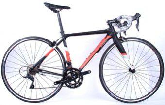 DUPLICADO - Bicicleta Tropix Madri C Preta Vermelho