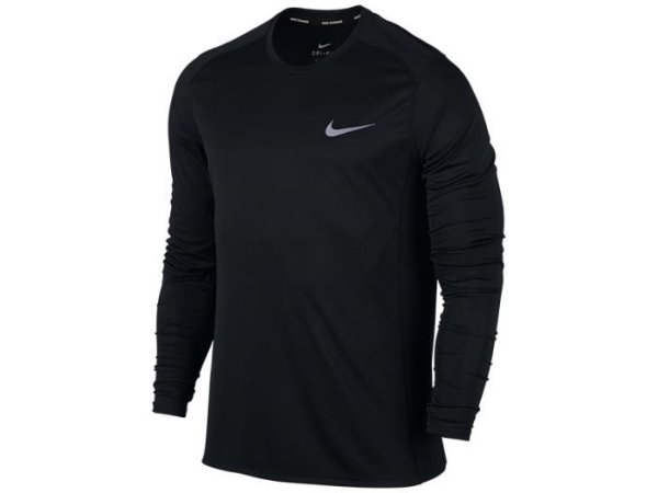 Camiseta Nike Ml Dry Miller Top Ls