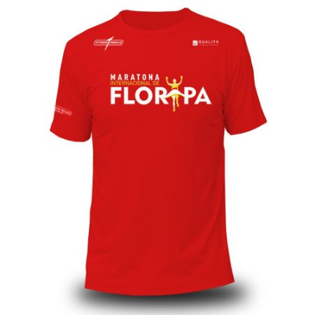 Camiseta Unisex Maratona Floripa 2017
