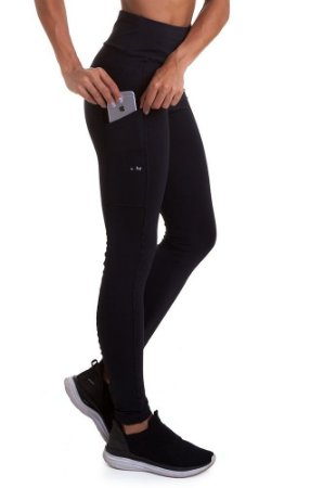 Legging Authen Signature Surge-Preto