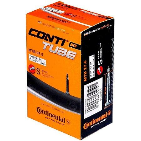 Camara Continental Mtb 27.5 42mm Presta