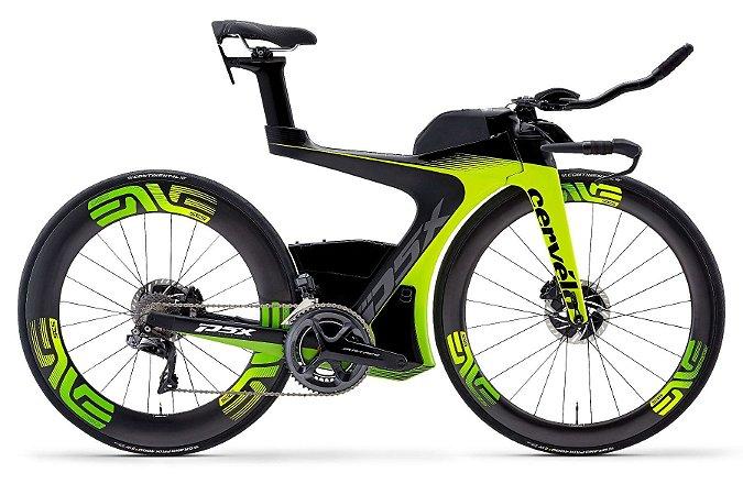 Bicicleta Cervelo P5X Dura Ace Di02