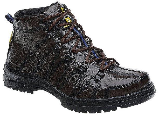 Sapato Adventure  But Couro Legítimo