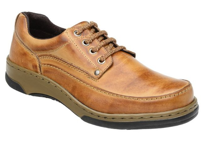 Sapato Casual Látego Caramelo