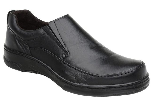 Sapato Casual Látego Preto