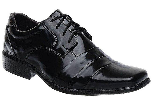 Sapato Social Fearnothi Verniz