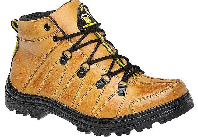 Sapato Adventure But Caramelo Látego