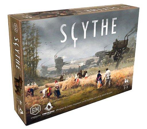 Scythe - Pre venda! 15% desc. No deposito bancario!