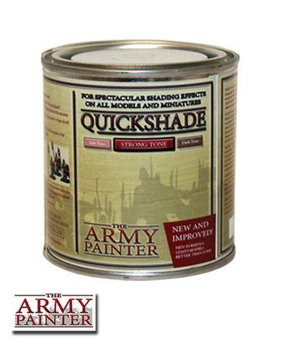 Quickshade Strong Tone - Army Painter Pre Venda!