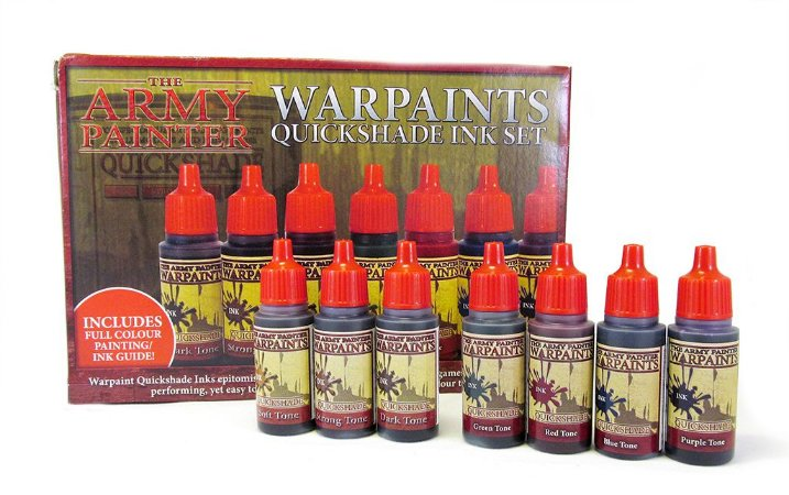 Warpaints Quick Shade Set II PRE VENDA!!
