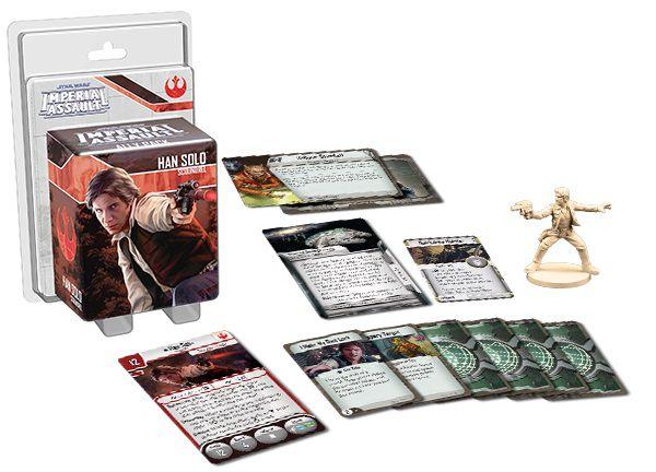 Pack Imperial Assault Han-Lando-Chew Importado.