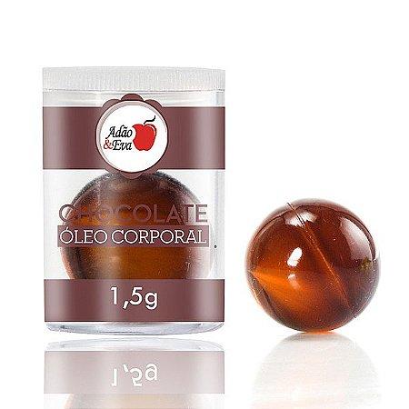 Bolinha de Óleo Corporal - Chocolate - 1 un
