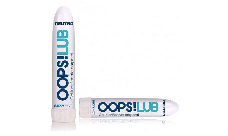 OOPS! LUB - Gel Lubrificante Neutro