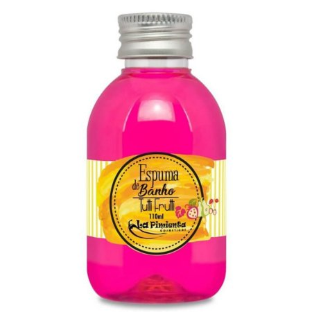 Espuma de Banho - Tutti Frutti - 110 ml