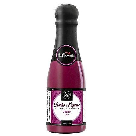 Espuma de Banho  - Aroma de vinho - 150 ml