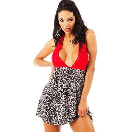 Camisola Atrevida - Pimenta Sexy - 38 ao 42 - Vermelho