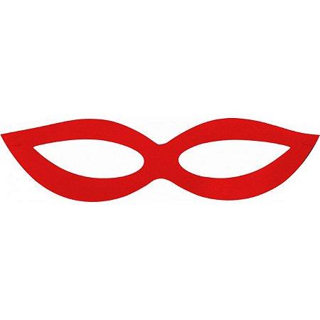 Máscara dominação - Vermelho