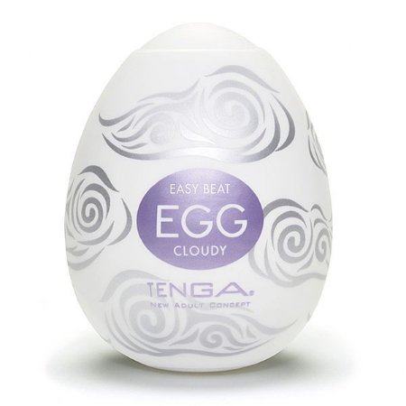 Masturbador Masculino - Tenga Egg Cloudy Stronger