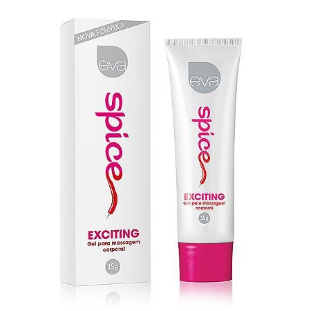 Gel Excitante Spice Exciting 15g