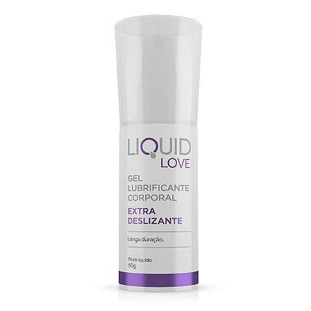 Gel Lubrificante Liquid Sex Extra Deslizante d'água  50g