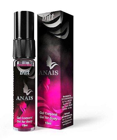 002 - Anais Excitante Anal