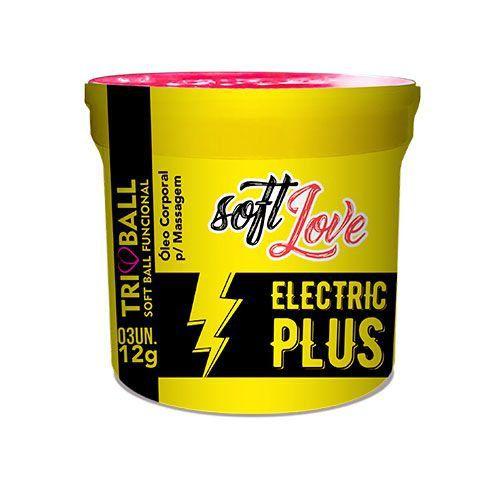 Bolinhas Eletric Plus - 3 un