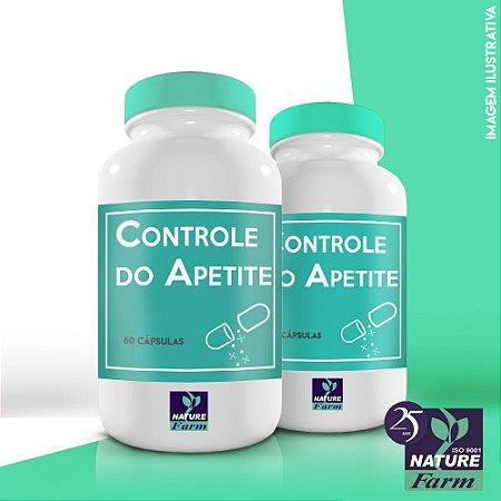 Cápsulas para controle do apetite e compulsão por doces