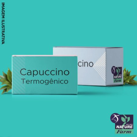 Capuccino Termogênico