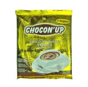 Chocolate Quente Cremoso Tipo Europeu - Chocon´up - Caixa com 10 pacotes.