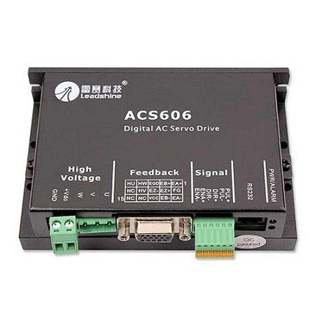 Controlador Driver Motor LeadShine ACS-606