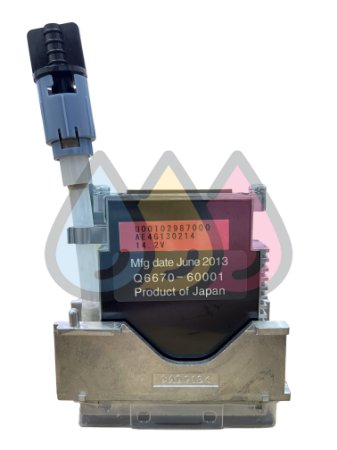 Cabeça de Impressão Konica 256 / 14pl - HP 8000s