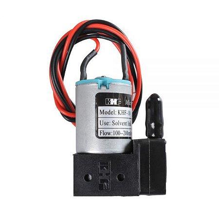 Bomba De Tinta Pequena 100-200ml/m - Dc24v