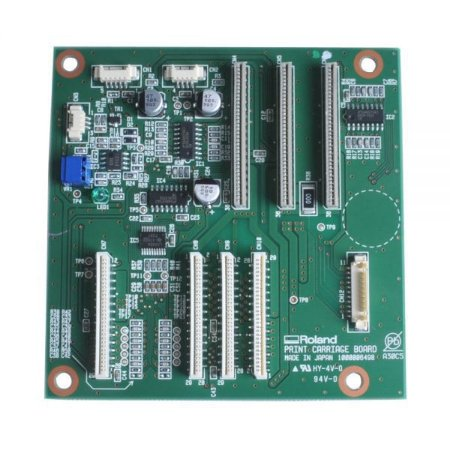 Placa de Cabeça - Roland RE-640 / RA-640 - Print Carriage Board