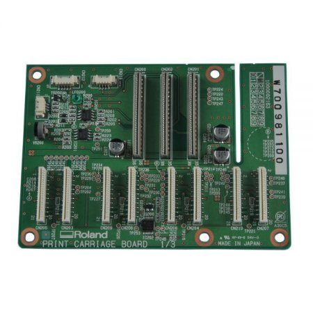 Placa de Cabeça - Roland RS-640 / RS-540 - Print Carriage Board