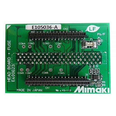 Placa Head Fuse Mimaki Jv5 - Transfer Card - E400623
