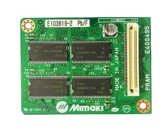 JV33 128 MB Pram PCB - E103819