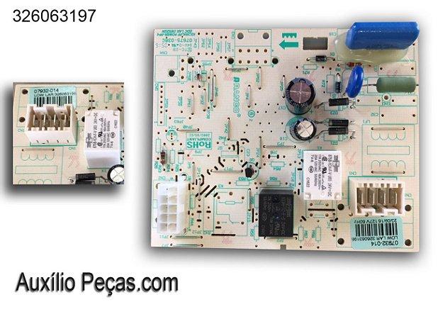 Placa Eletrônica - 326063197