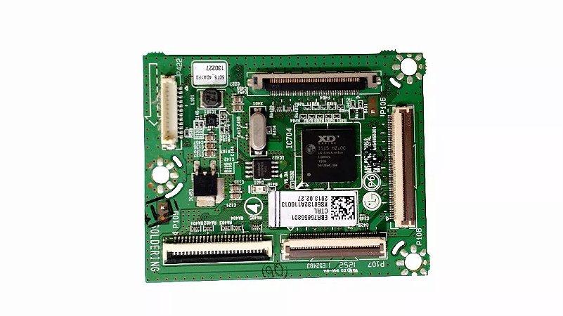 Placa T-con - Ebr75655801