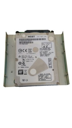 Hd Notebook 500gb Hgts 2.5 Sata 3 5400rpm 7mm - 0j38065